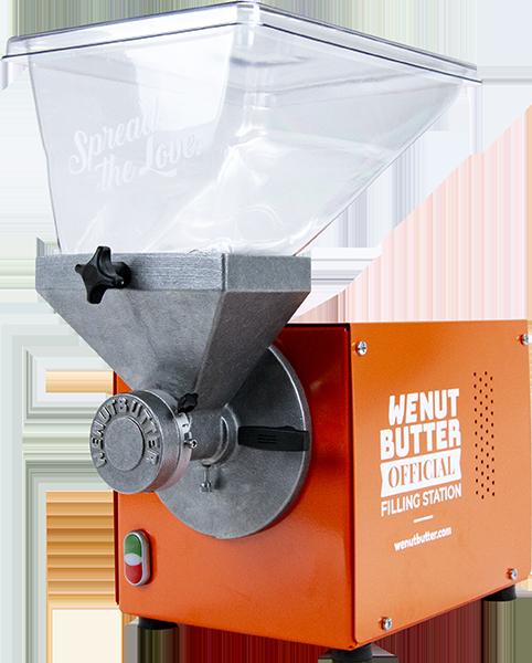 moulin à purée d'oléagineux WEnutButter broyeur oléagineux moulin à oléagineux moulin à oléagineux électrique